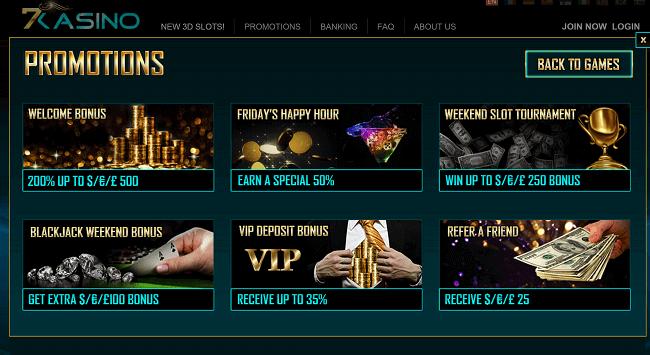 Bonus gratuit et promotions en ligne