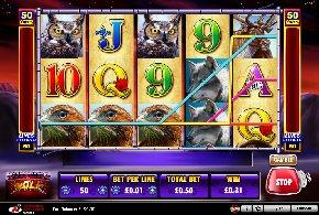 Jeux et logiciel en ligne dans les casinos Ainsworth