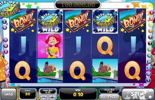 Bonus dans les casinos en ligne alimentés par Ash Gaming
