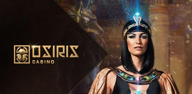 Osiris casino : Meilleurs bonus et promotions gratuits en ligne