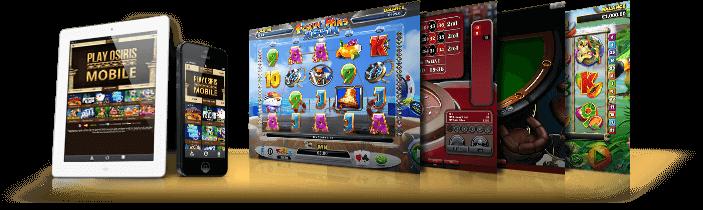Bonus en ligne et méthodes de paiement sur Osiris casino