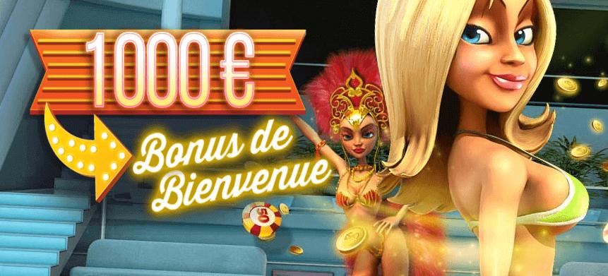 Bonus de dépôt cdans le casino en ligne français