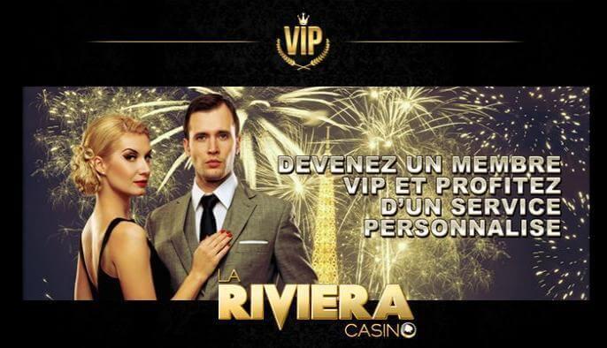 Programme VIP : Différents Niveaux