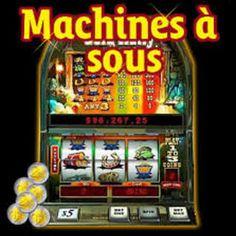 Machines à sous en ligne
