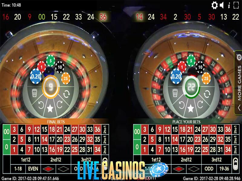 Authentic Gaming : Casinos en ligne avec croupiers en direct