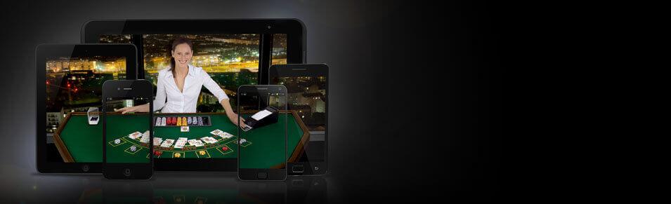 Blackjack sur mobile avec bonus gratuit