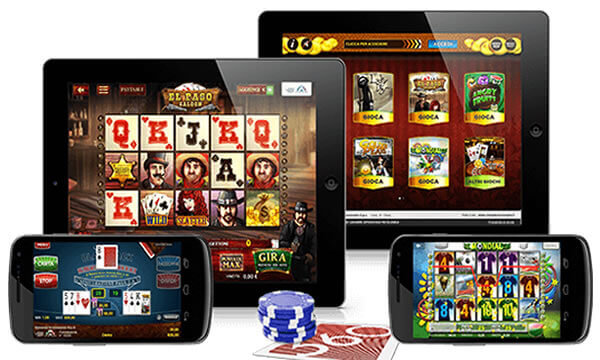 Casinos en ligne sur iPhone