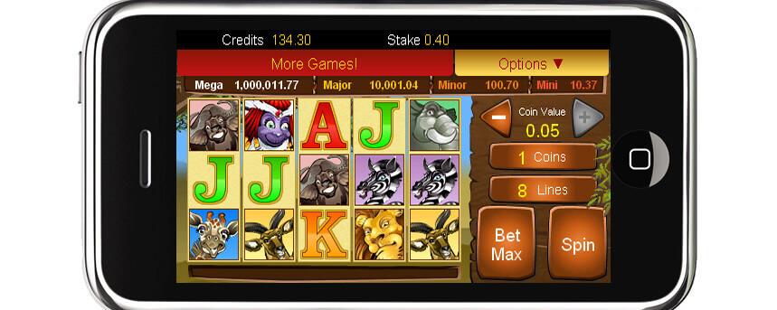Machines à sous sur mobile dans les casinos français
