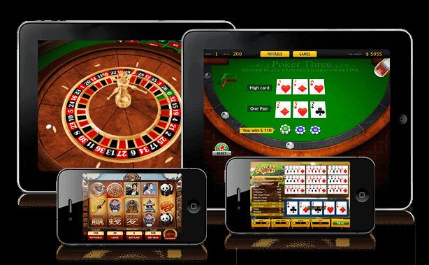 Bonus casino en ligne sur Android