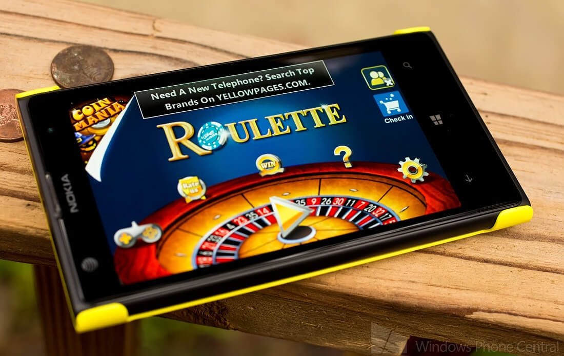 Casinos mobiles Windows en France