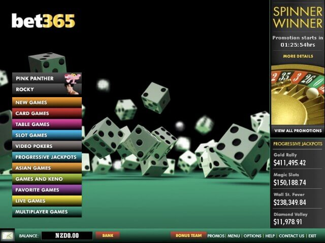 Bet365 : Casino en ligne francais gratuit et sans téléchargement