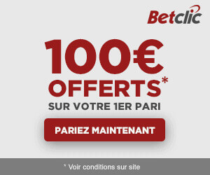 Bonus gratuit sur betclic casino
