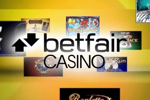 Logiciel de casino en ligne et casino mobile gratuit Betfair Casino