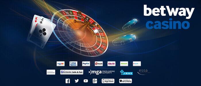 Betway casino : Leader en casino en ligne et paris sportifs