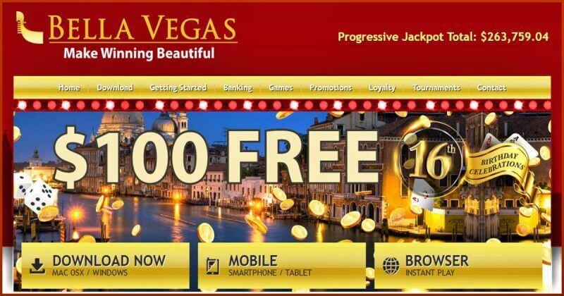 Bella Vegas casino : Jouez et Gagnez sur votre casino en ligne préféré