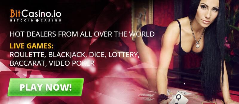 Bonus gratuit en ligne et promotions sur Bit Casino