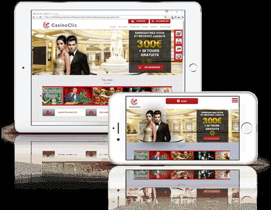 Casino Mobile gratuit pour joueurs français