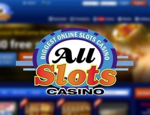 All Star Slots casino : Bonus de bienvenue de 1600€+ 100 tours gratuits