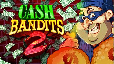 Cash bandits : Machine à sous en ligne sans téléchargement RTG