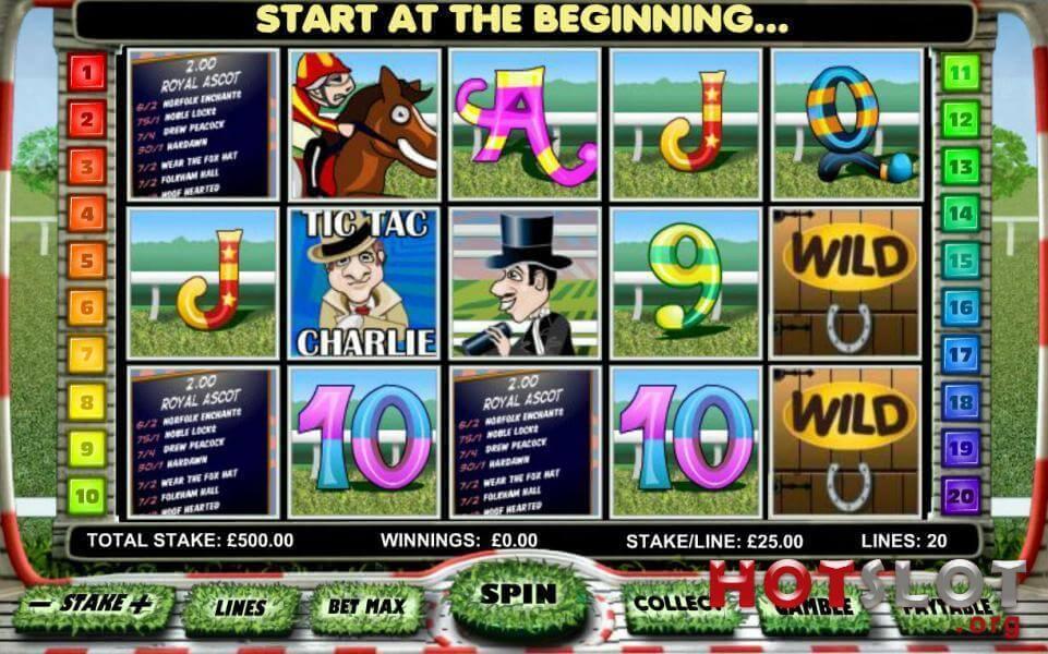 Jouez sur Day At The Races gratuit et sans téléchargement dans le casino français