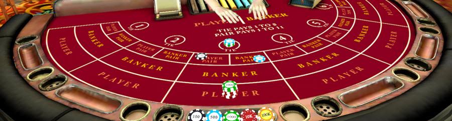 Meilleurs casinos en ligne gratuits avec Baccarat