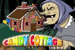 Candy Cottage : Machine à sous en ligne de Rival Gaming
