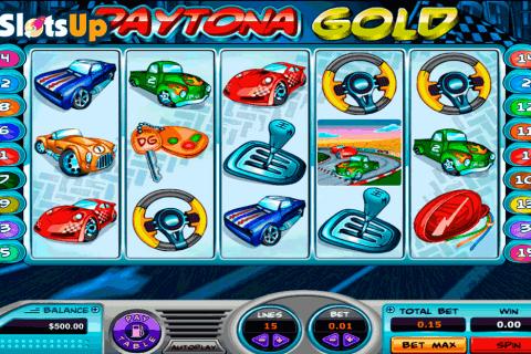 Jouez à Daytona Gold gratuit et sans téléchargement en France
