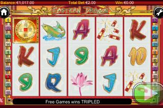 Jouez sur Eastern Dragon sans téléchargement dans les casinos NextGen
