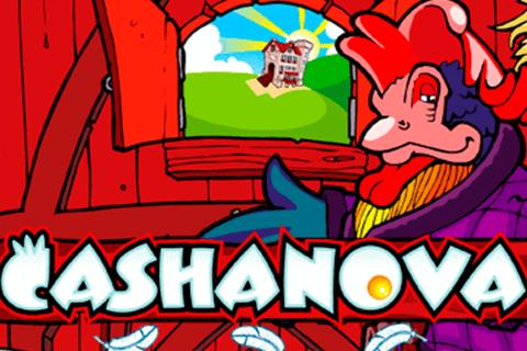 Cashanova : Machine à sous gratuite de Microgaming