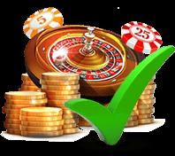 Roulette en ligne pour de l'argent réel
