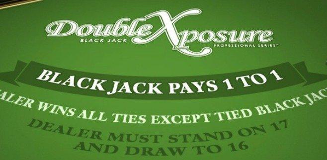 Blackjack double exposure gratuit dans les casinos français