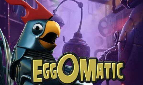 EggOMatic de NetEnt : Machine à sous en ligne gratuite