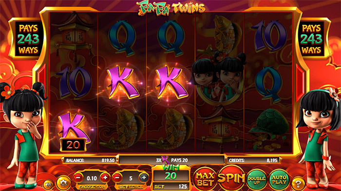 Jouez sur Fa Fa Twins gratuit et sans téléchargement en France