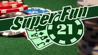 Super fun 21 : Une variante de blackjack moderne et rapide