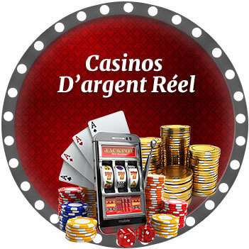 Meilleurs jeux dans les casinos en ligne en argent réel en France