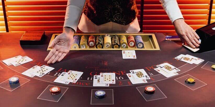Blackjack en ligne pour de l'argent réel