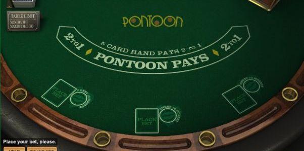 Jouez au blackjack Pontoon sans dépôt et sans téléchargement