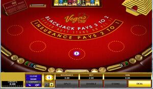 Jouez au Vegas Strip blackjack dans les casinos français gratuits