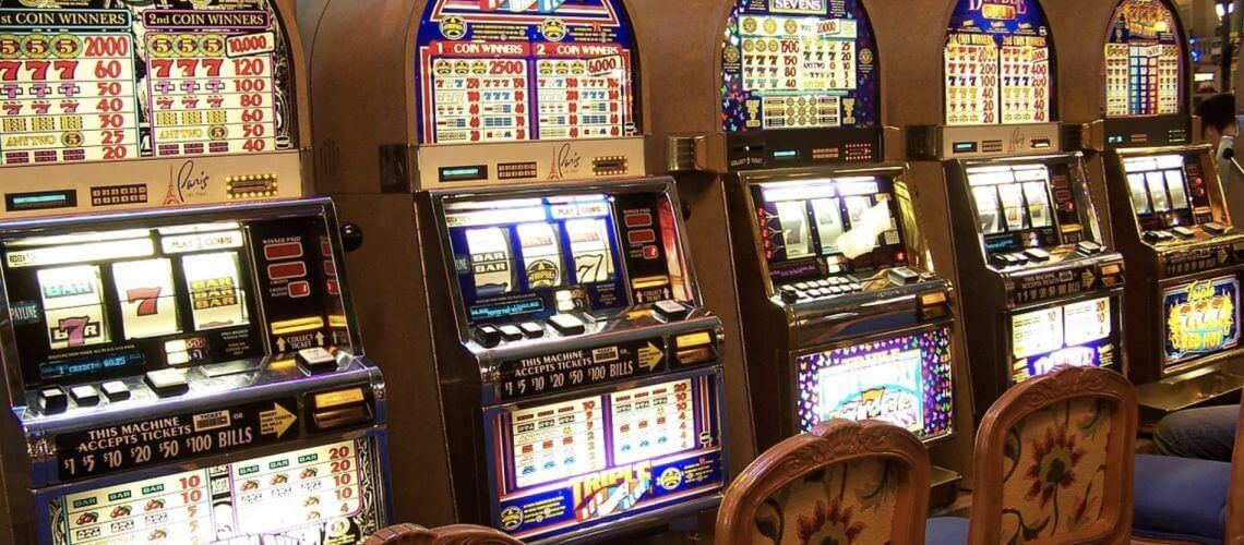 MACHINE A SOUS casinofrancais online
